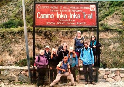 Camino Inka
